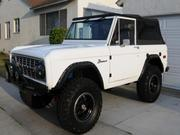 1973 Ford 302 Ford Bronco 2door